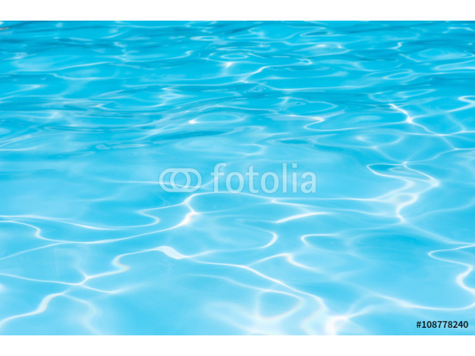 Beautiful Gentle wave in swimming pool with sun reflection 64238