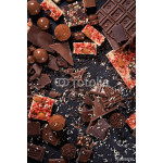 chocolate background 64238