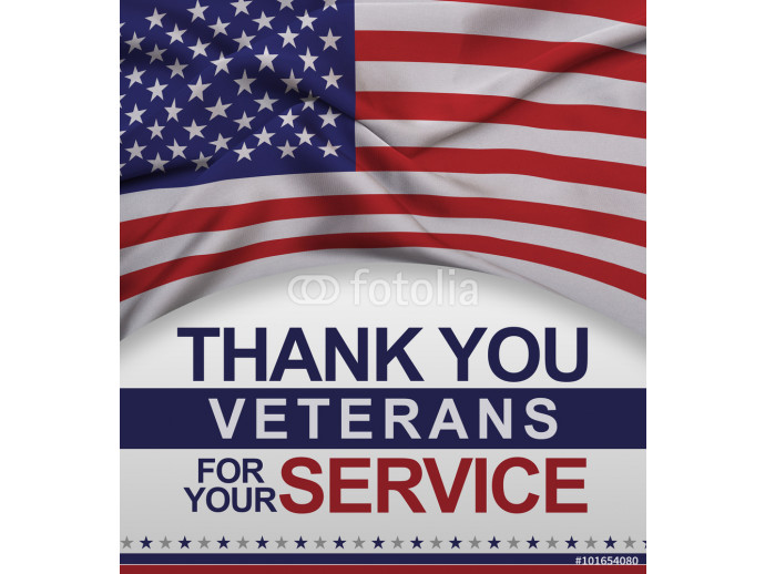 Thank you Veterans for your Service 64238