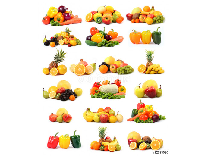 splendid vegetable and fruit composition high quality 64238