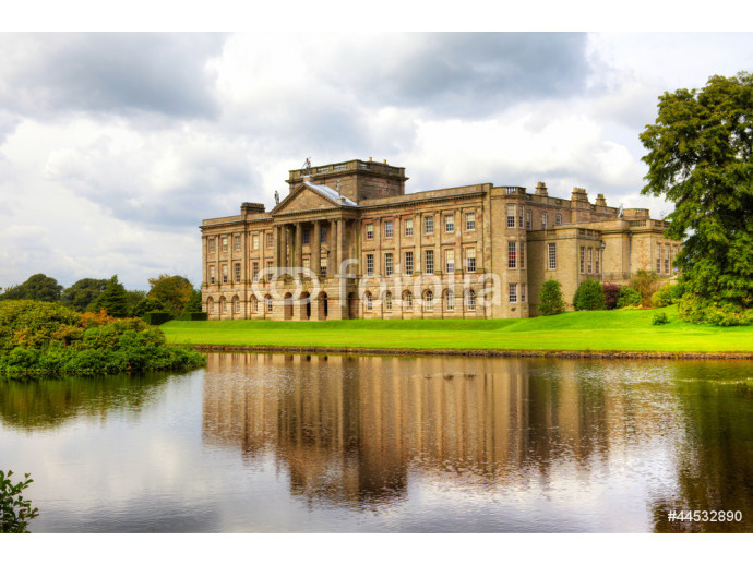 Lyme Hall in Cheshire, England - Historic Stately Home 64238