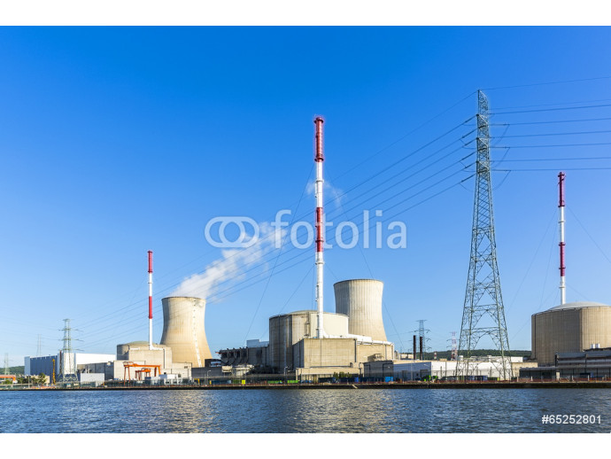 Nuclear Power Station 64238