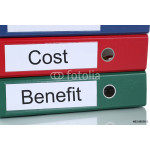 Cost benefit calculation analysis finances in company business c 64238