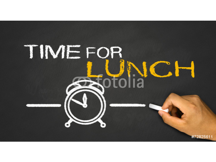 time for lunch 64238