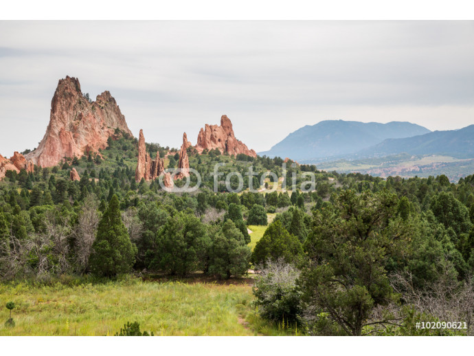 Garden of the gods park, August 2015 64238