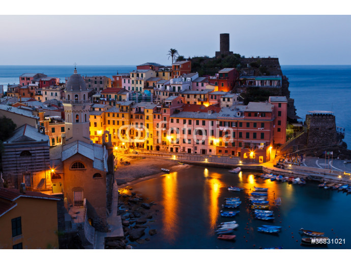 Vernazza in the Morning Light 64238