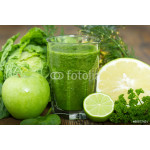 Healthy green smoothie 64238