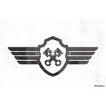 Automotive Wing  Logo. Vector illustration 64238