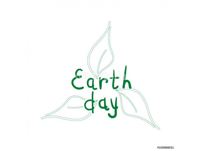 Inscriptions for Earth Day. 64238