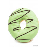 donuts in glaze isolated 64238