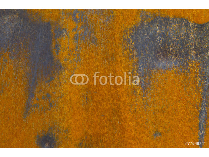 rusty metal surface, red texture, text background 64238