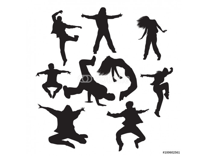 Dance Silhouettes 64238