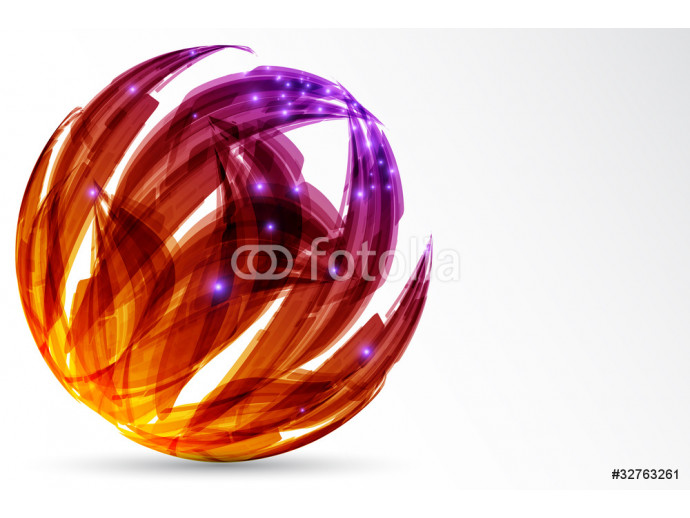 abstract modern background. illustration 64238