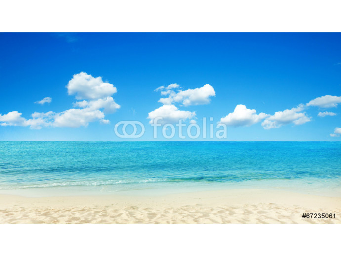 Wallpaper tropical sea 64238