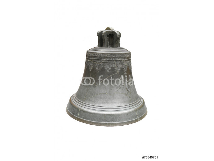 old bronze bell 64238
