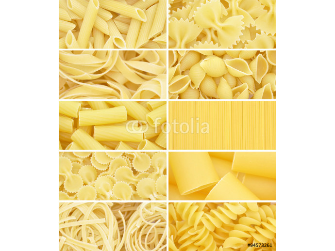 Collection of pasta 64238