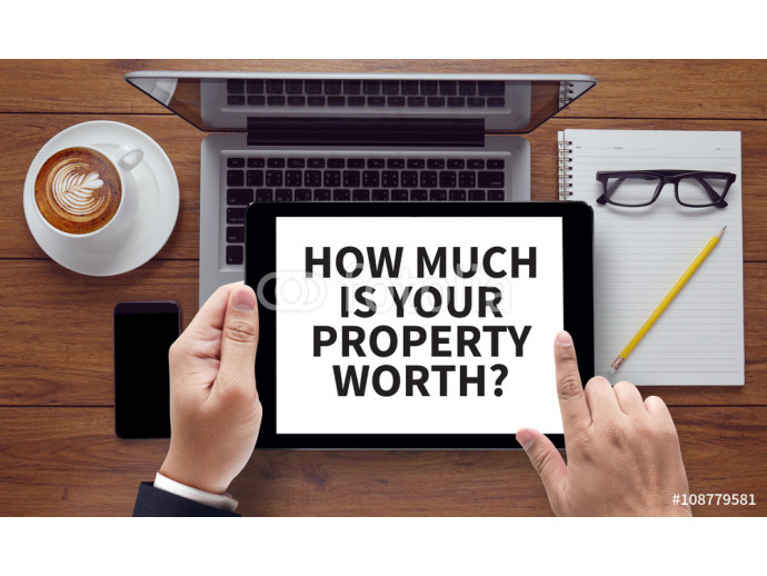 HOW MUCH IS YOUR PROPERTY WORTH? 64238