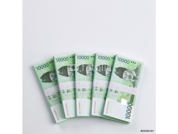 Fotomural decorativo finance - currency 64238