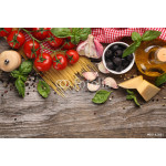 Vegetables,herbs and spices for Italian food 64238