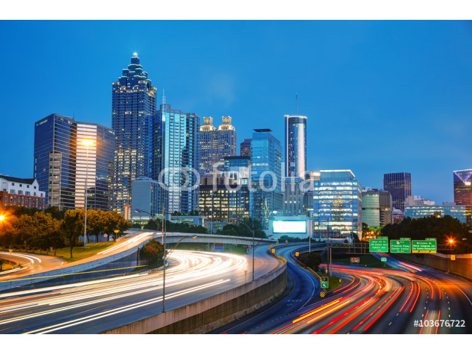 Downtown Atlanta, Georgia 64238