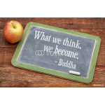 What we think we become - Buddha quote 64238