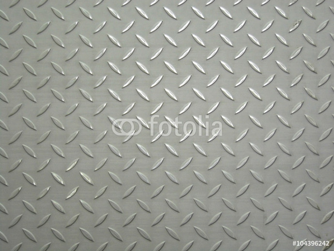 stainless steel plate with a pattern 64238