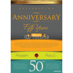 Anniversary colorful background 64238