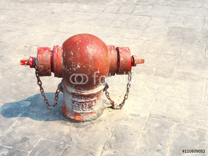Retro fire hydrant for fire-fighting 64238