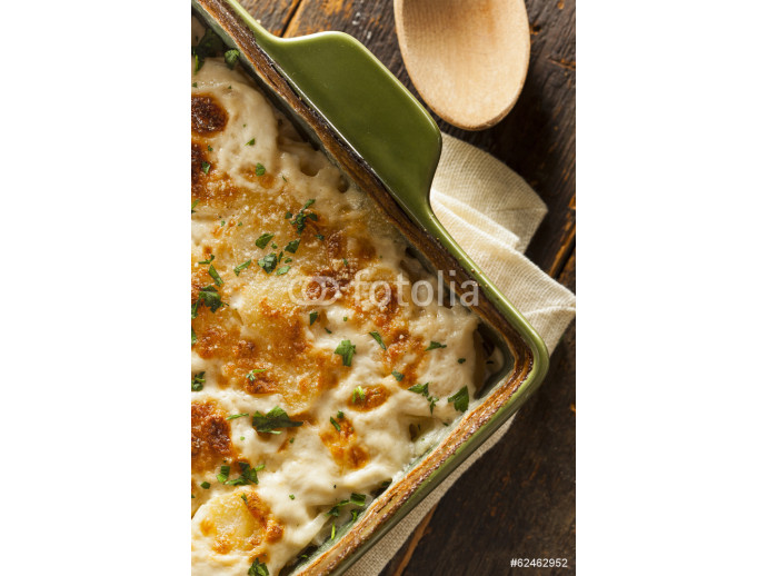 Homemade Cheesey Scalloped Potatoes 64238