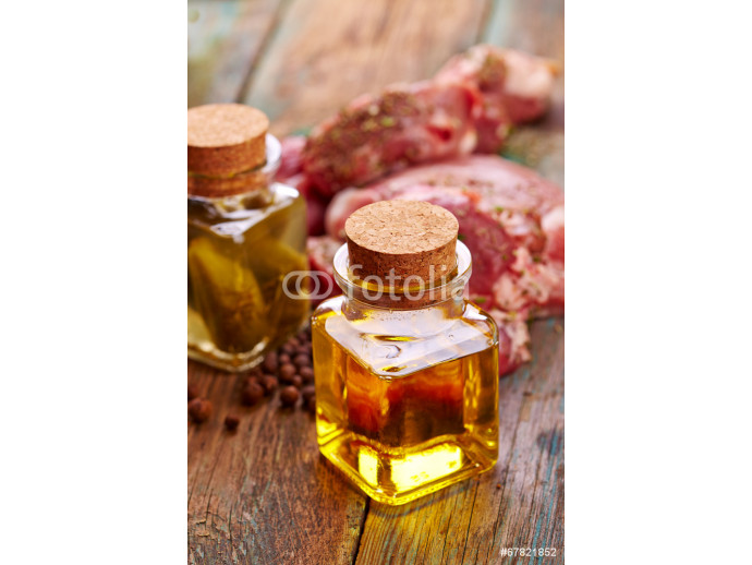 Oil and meat 64238