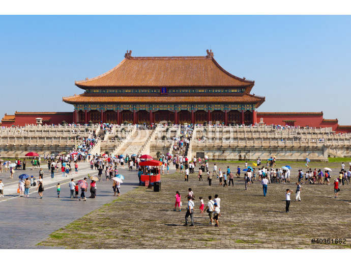 Imperial Palace of China. Beijing. 64238