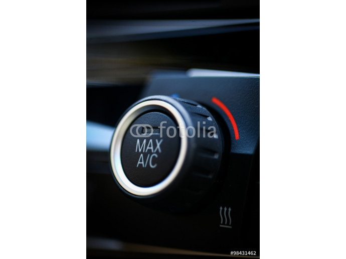 Car air conditioning 64238