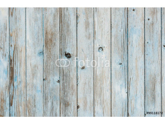 Grey and blue background of wooden plank 64238