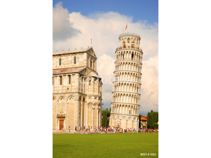 Leaning tower of Pisa, Italy 64238