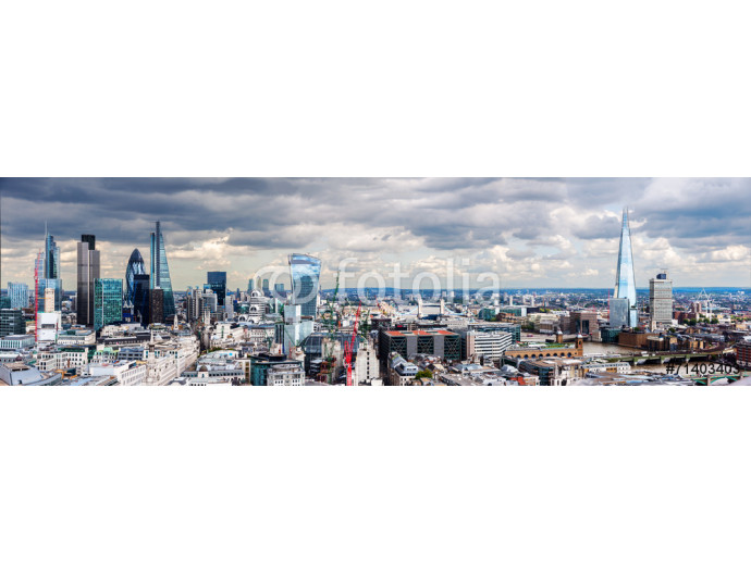 The City of London Panorama 64238