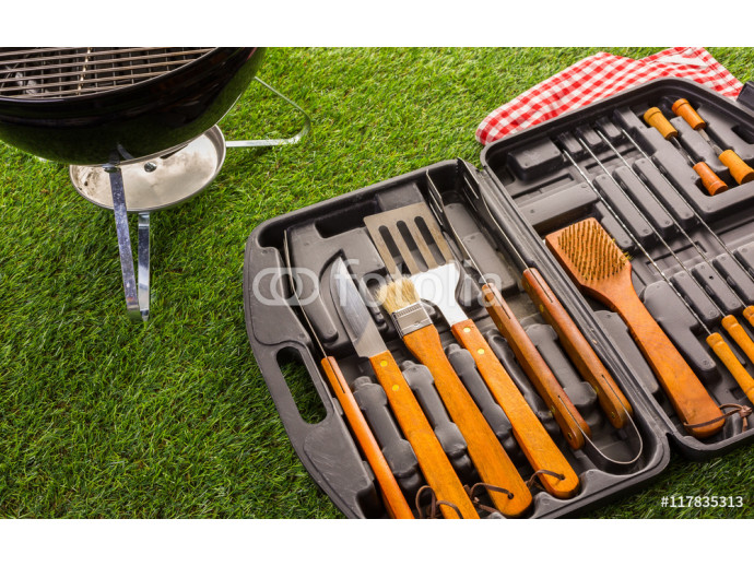 Barbecue Cooking Set 64238