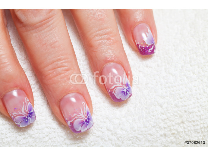 Fototapeta Nails Nägel 64238