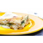 lasagne with salmon and spinach 64238