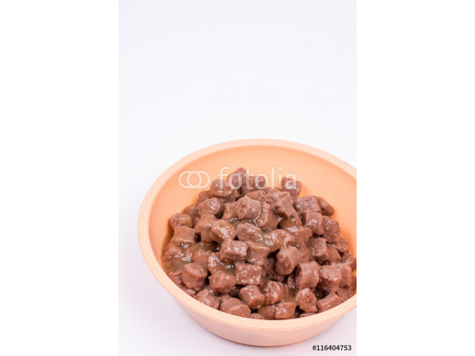 Beef pork chicken meat for dog and cat pets 64238