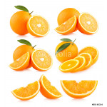 collection of 6 orange images 64238