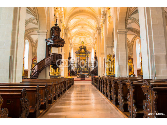 Wallpaper Lucerne cathedral 64238