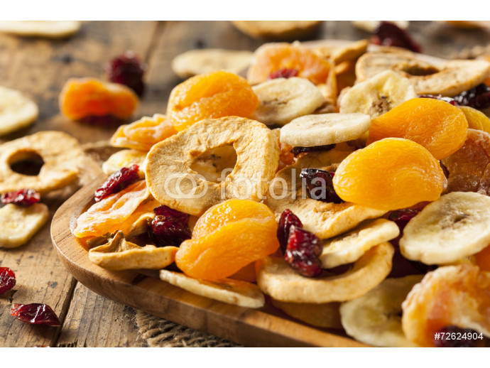 Organic Healthy Assorted Dried Fruit 64238