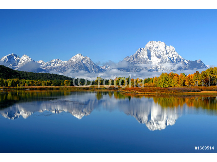 fall at oxbow bend 64238