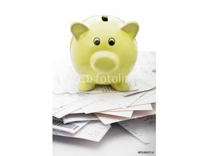 Saving after paying your bills 64238