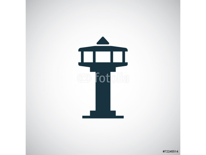 control tower icon 64238