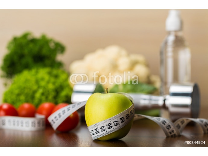Diet. Healthy lifestyle concept, Diet and fitness 64238