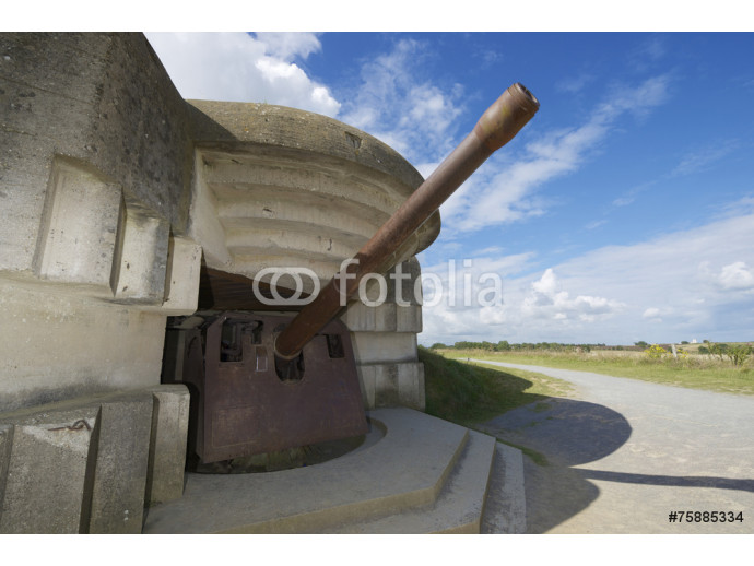 Battery of Longues sur Mer 64238