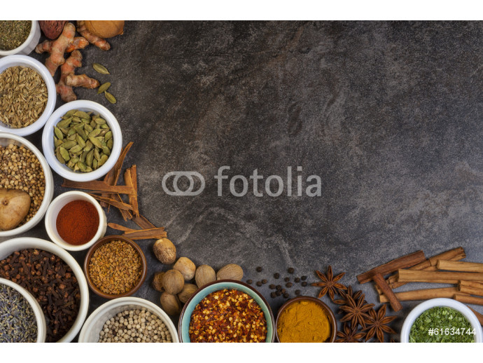 Spices used in Cooking 64238