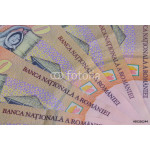 Different Romanian Lei Banknotes 64238