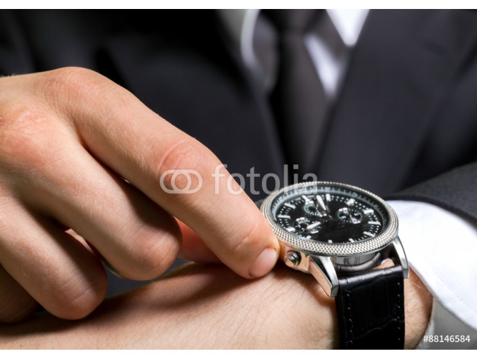 Watch, Checking the Time, Wristwatch. 64238